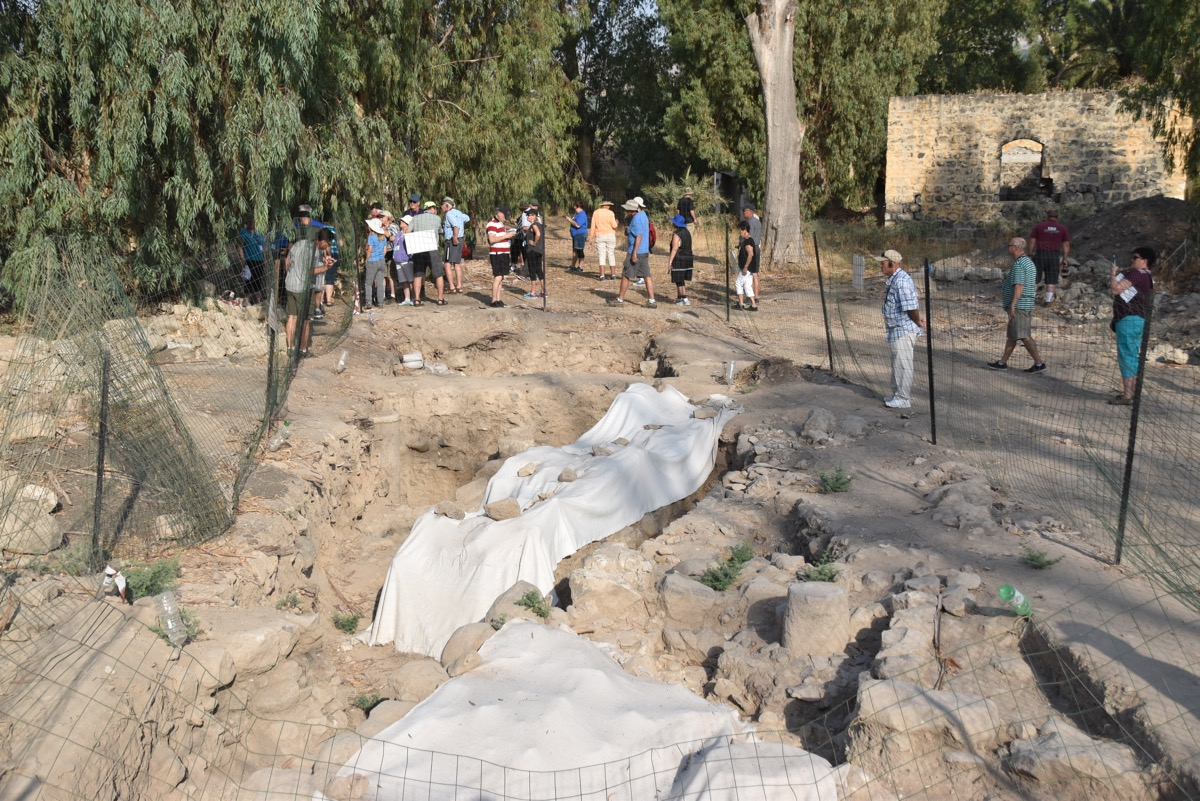 Has Ancient Bethsaida Been Found?