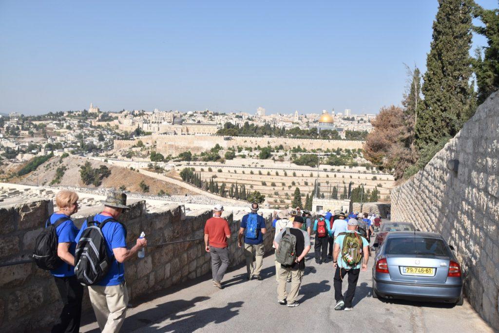 Jerusalem September 2017 Israel Tour Group