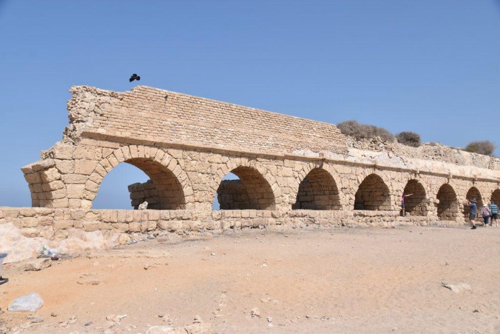 Caesarea Sept 2017 Israel Tour