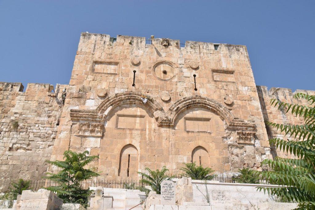 Eastern Gate September 2017 Israel Tour Group