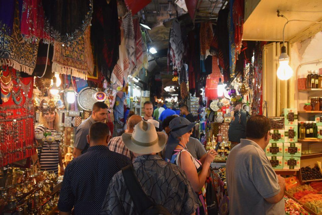 Old City Jerusalem September 2017 Israel Tour Group