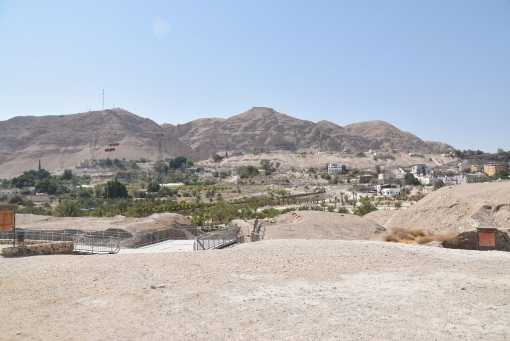 Jericho September 2017 Israel Tour