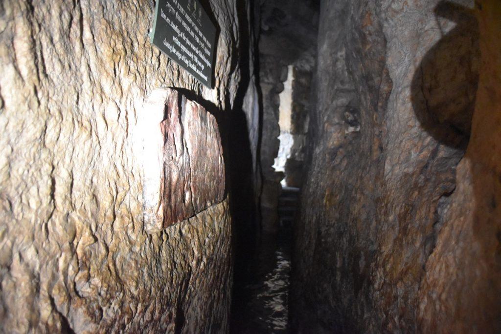 Hezekiah's Tunnel September 2017 Israel Tour Group