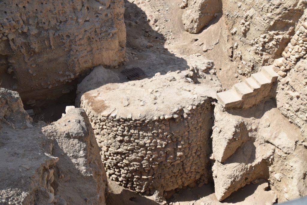Jericho tower September 2017 Israel Tour