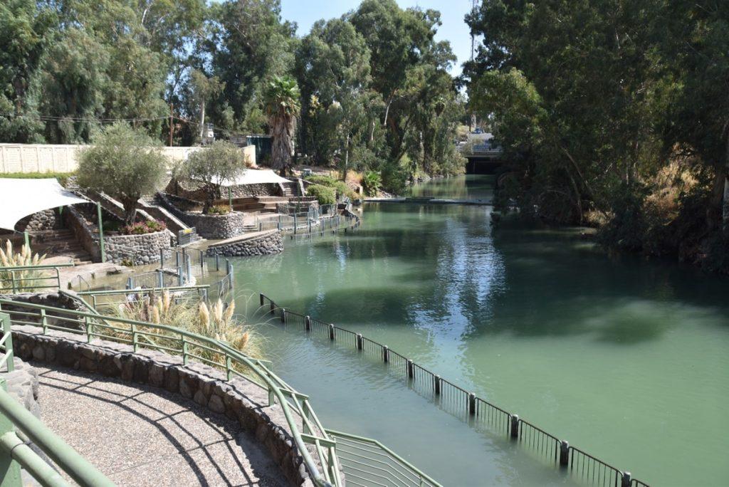 Yardenit Jordan River September 2017 Israel Tour
