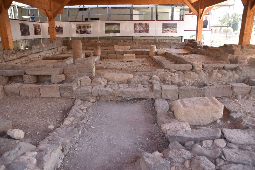Magdala September 2017 Israel Tour