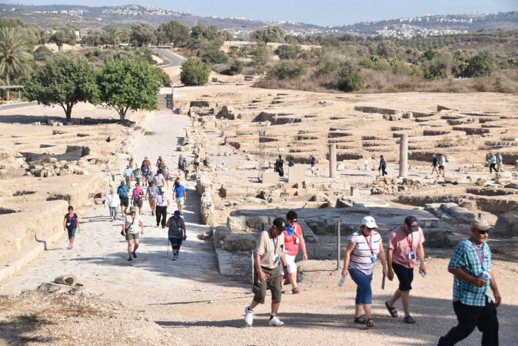 Sepporis Sept 2017 Israel Tour