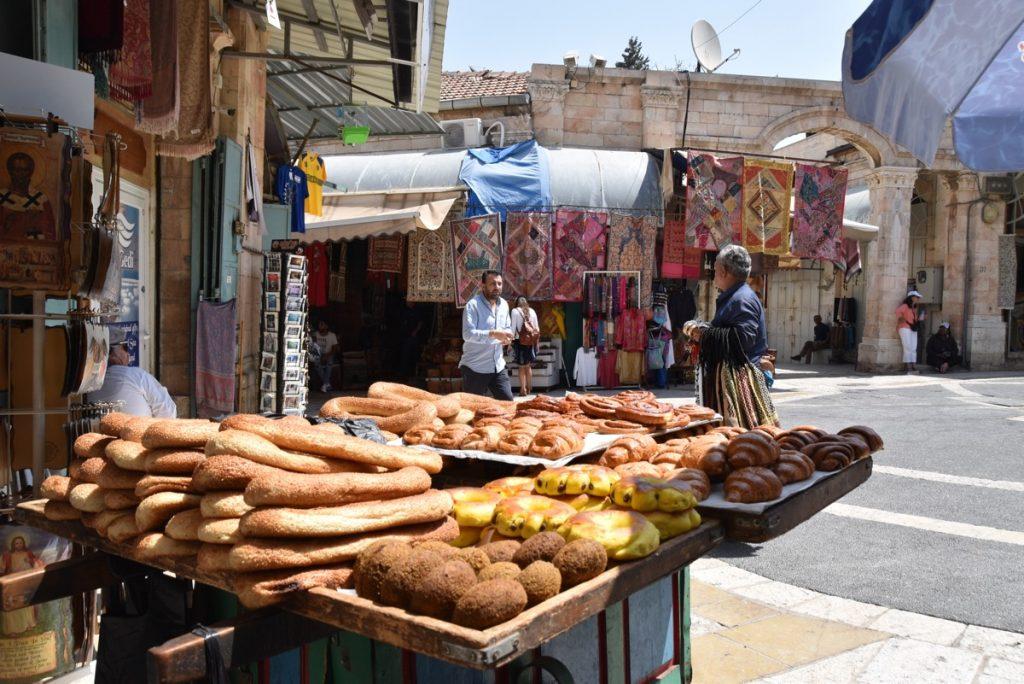 Bread Jerusalem September 2017 Israel Tour Group
