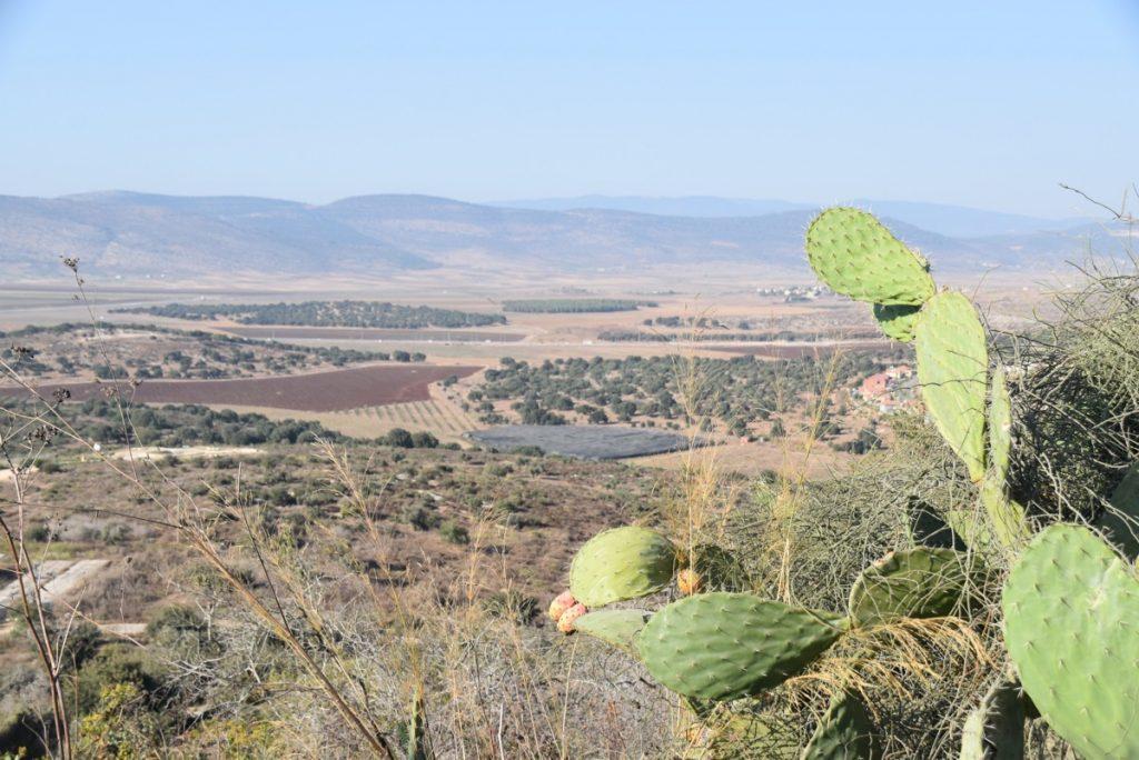 Beit Netoffa valley Cana Sept 2017 Israel Tour