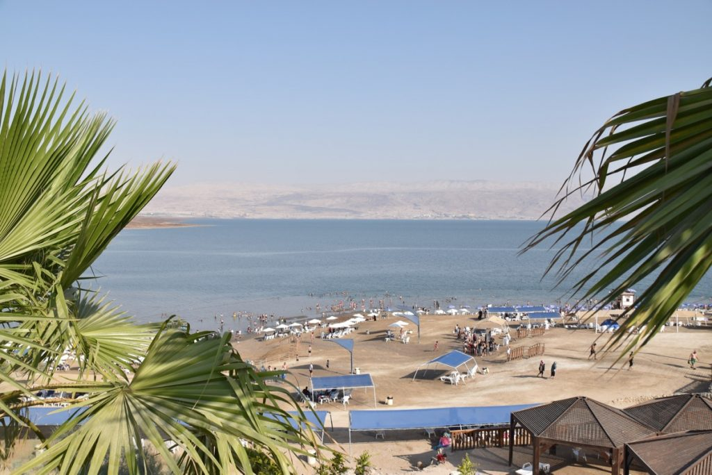 Dead Sea September 2017 Israel Tour