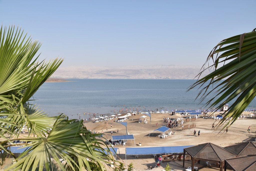 Dead Sea September 2017 Israel Tour