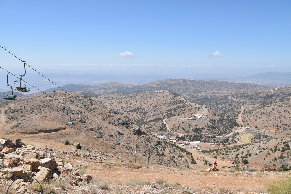 Devotions from Israel – A hike in California (similar to Mt. Hermon)