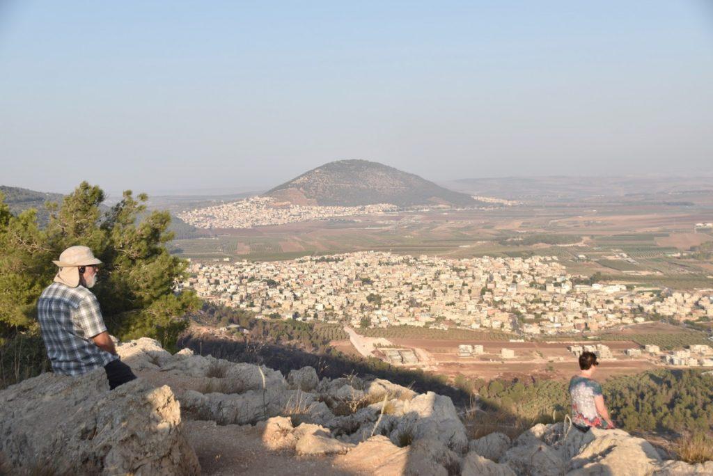 Mt. Tabor Sept 2017 Israel Tour