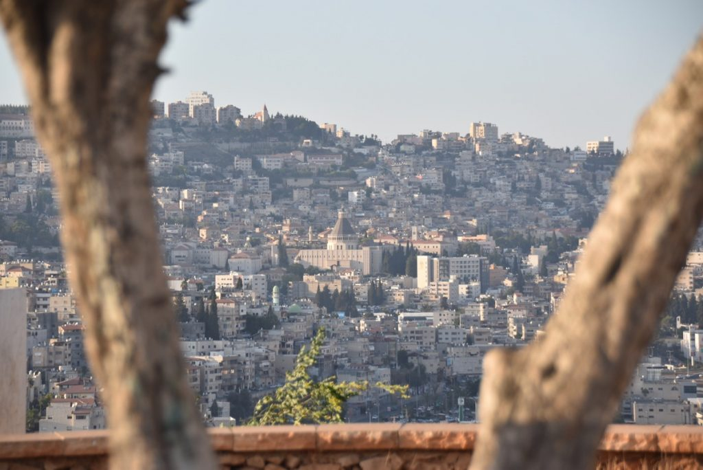 Nazareth Sept 2017 Israel Tour