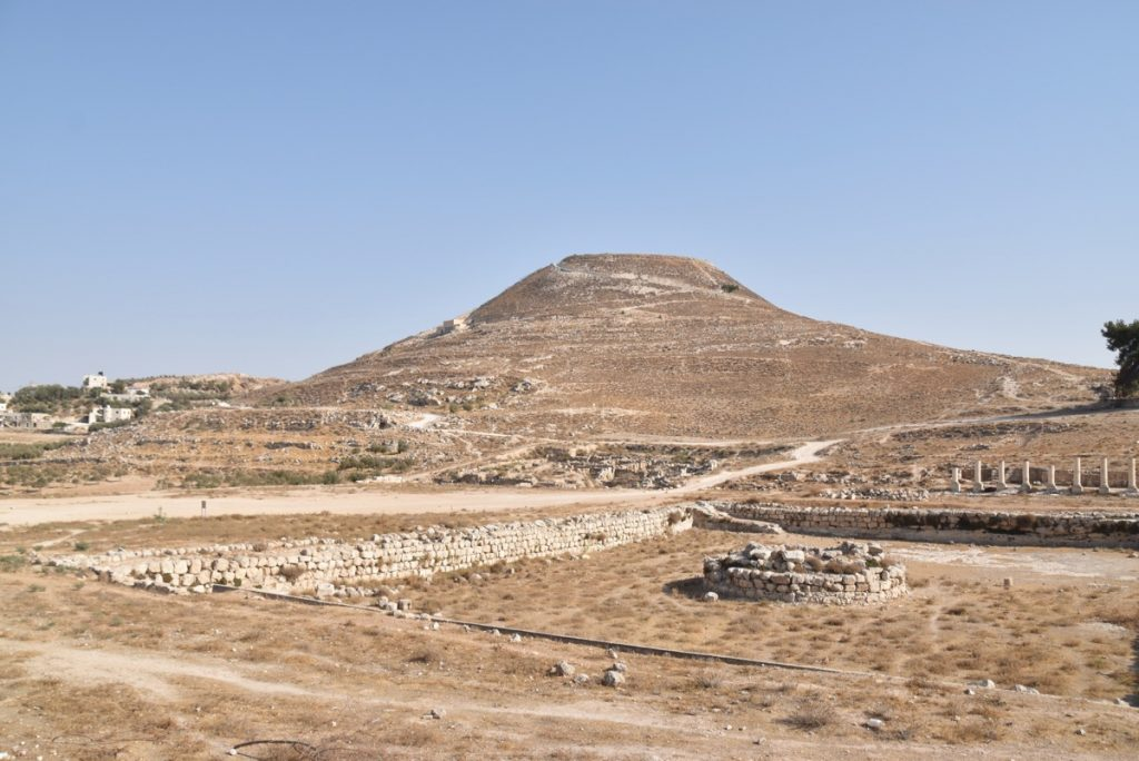 Herodium September 2017 Israel Tour Group