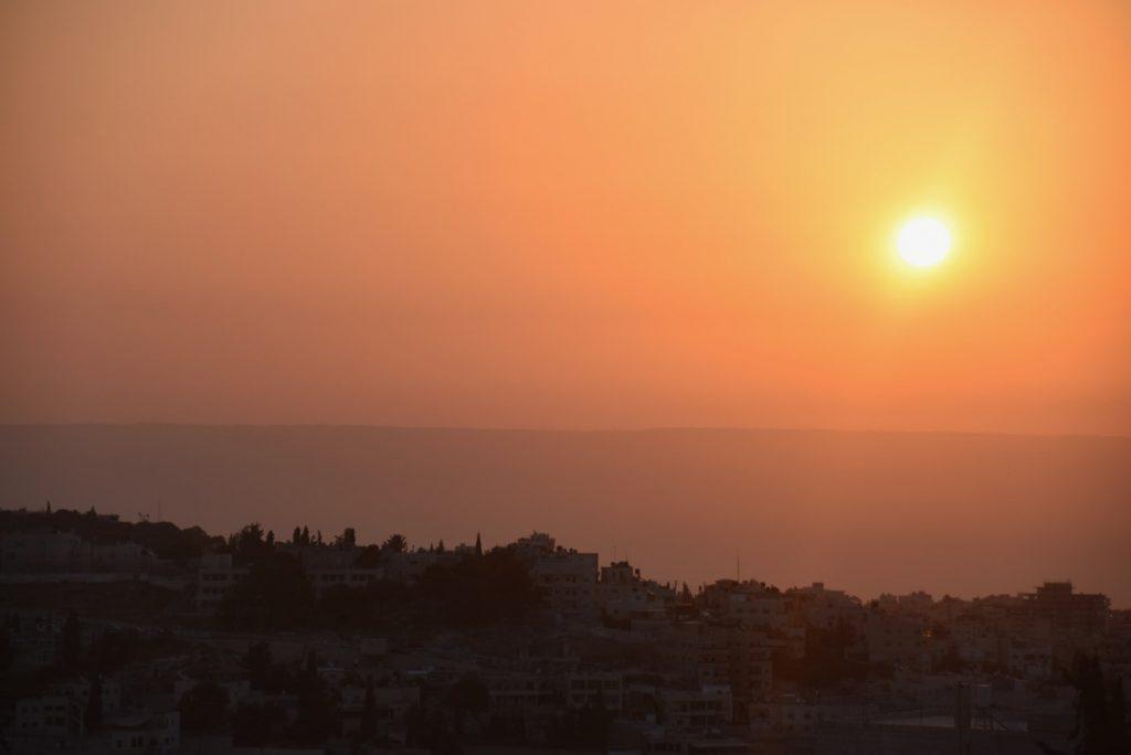 Sunrise Jerusalem September 2017 Israel Tour Group