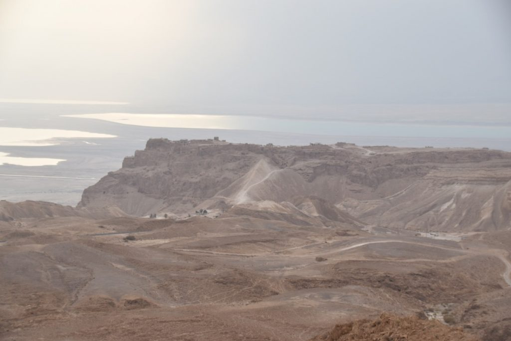 Masada September 2017 Israel Tour