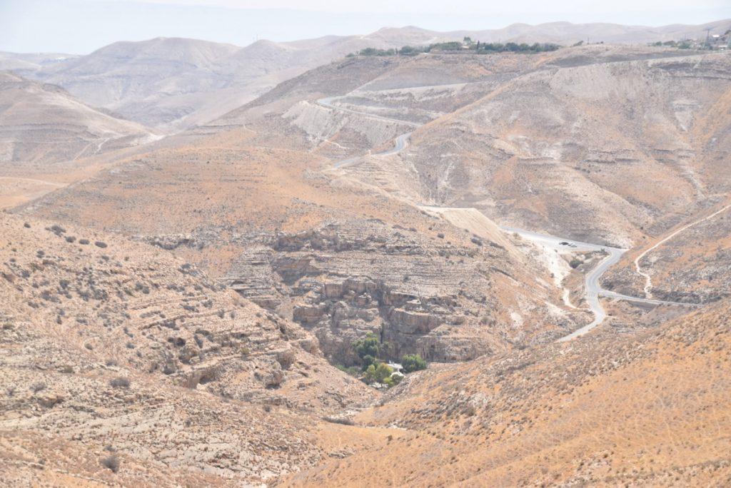 Desert of Pareth September 2017 Israel Tour Group