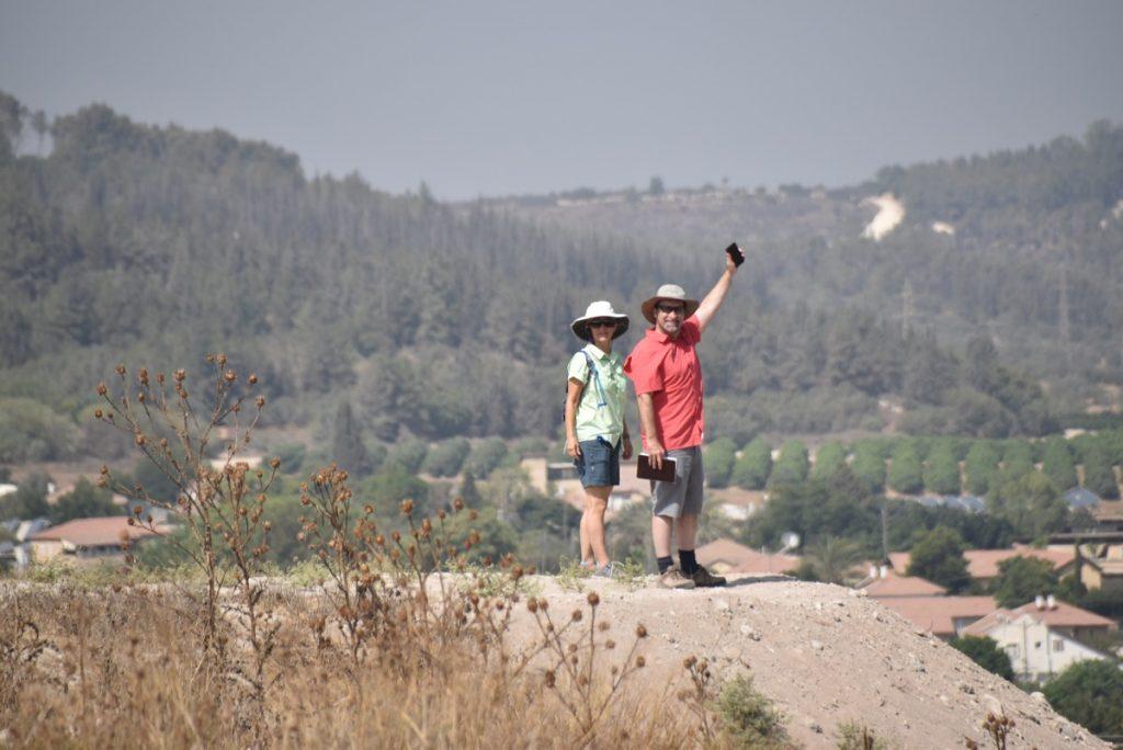 Tel Beth Shemesh September 2017 Israel Tour