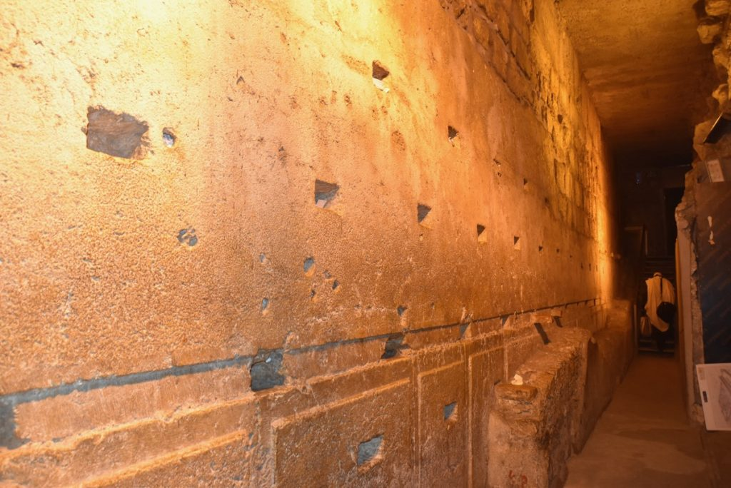 Western Wall Tunnel September 2017 Israel Tour