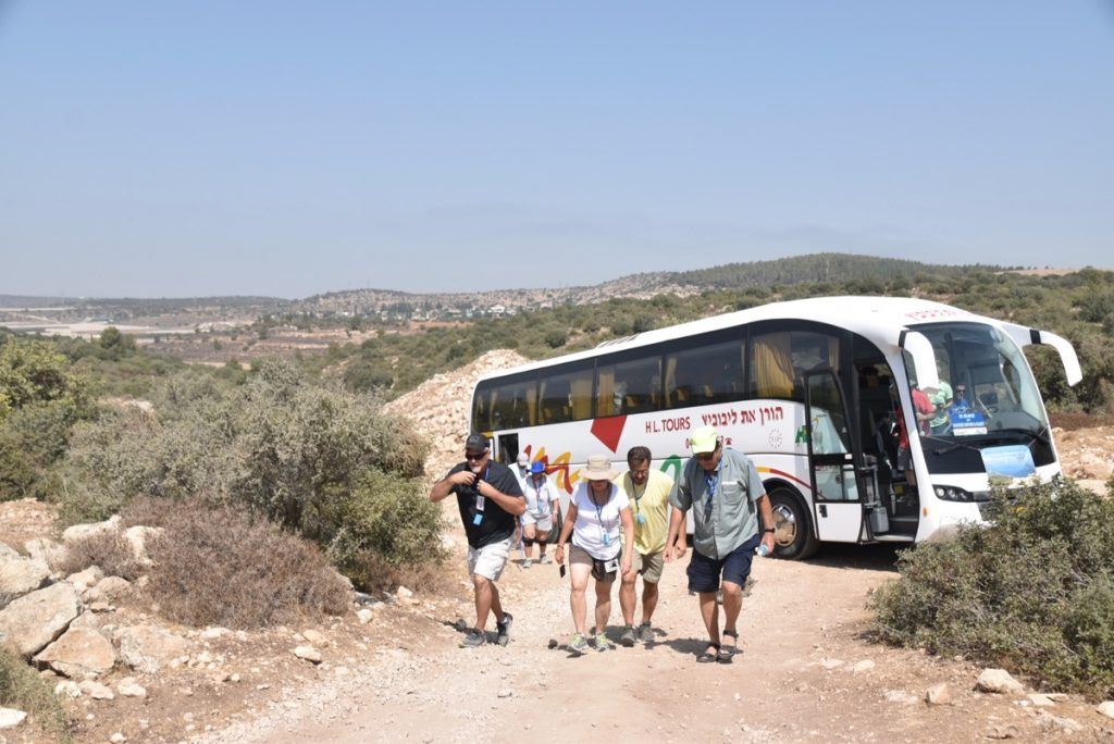 Kh. Qeiyafa September 2017 Israel Tour