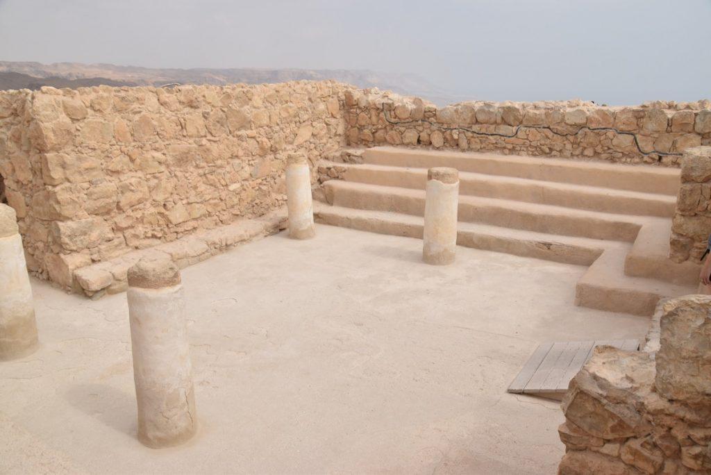 Masada September 2017 Israel Tour