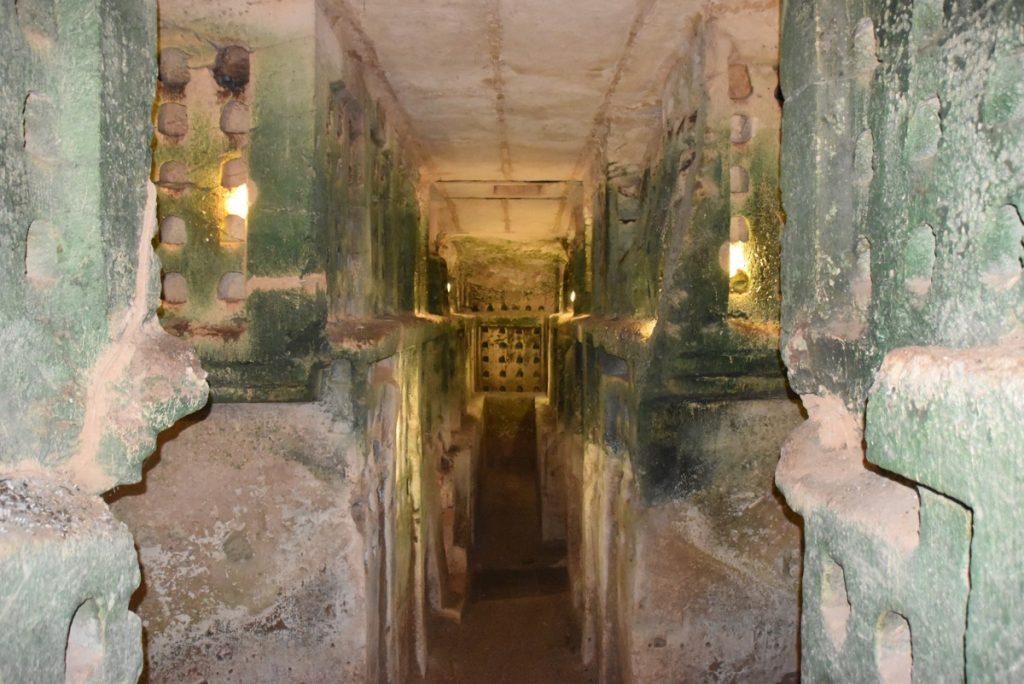 Beit Guvrin columbarium September 2017 Israel Tour