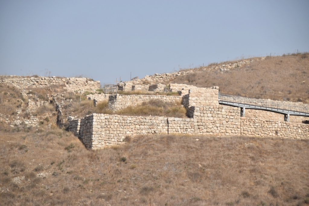 Lachish September 2017 Israel Tour
