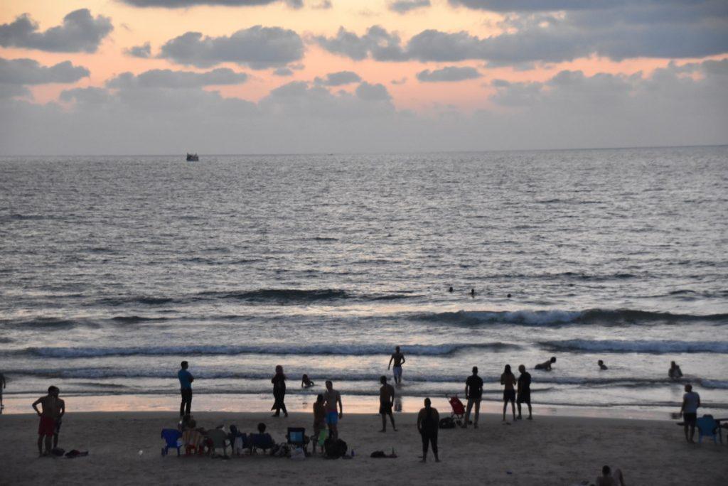 Med Sea September 2017 Israel Tour