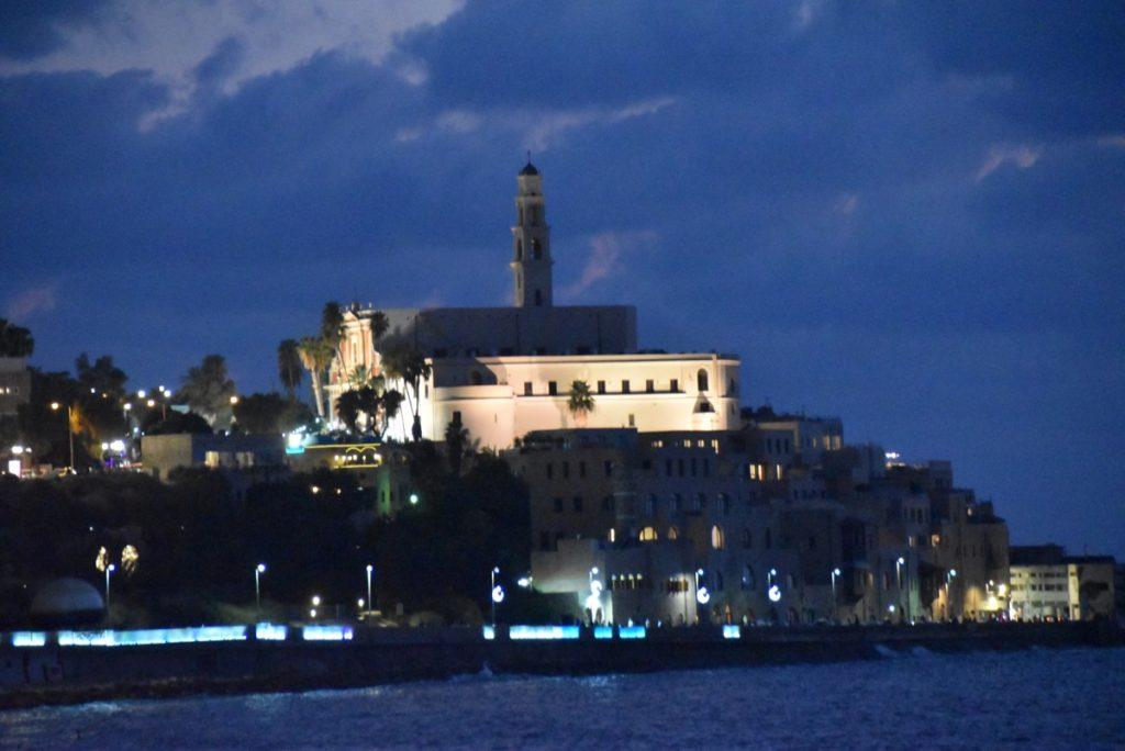 Jaffa St Peter's Church September 2017 Israel Tour