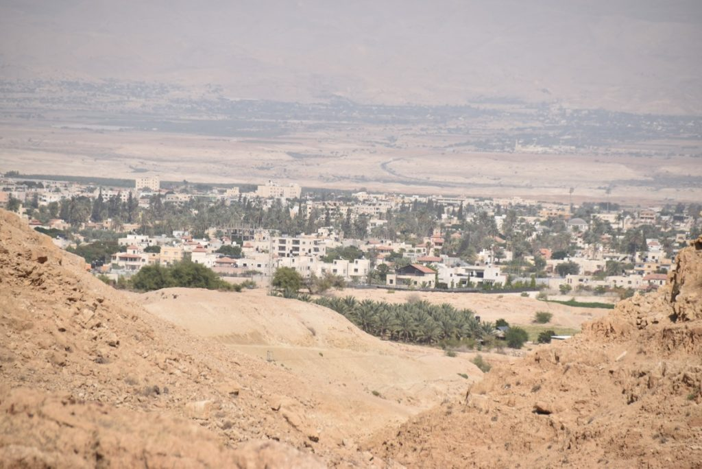 Wadi Qelt Jericho Monestery September 2017 Israel Tour Group