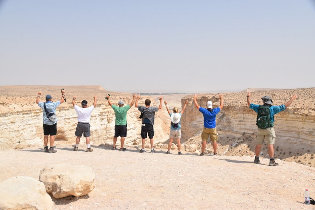 Zin Desert September 2017 Israel Tour