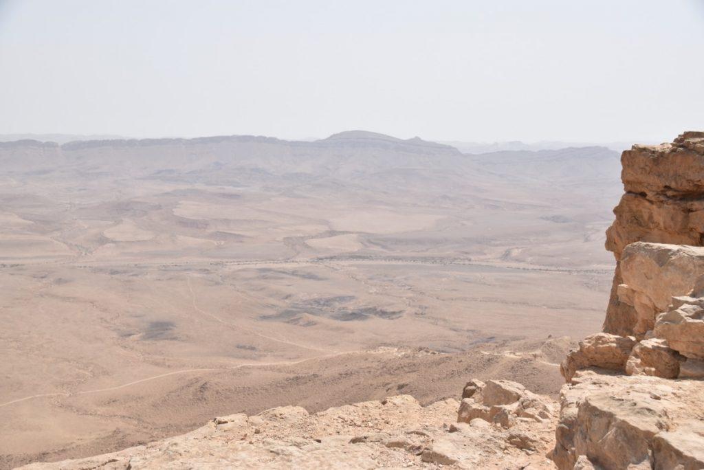 Machtest Ramon September 2017 Israel Tour