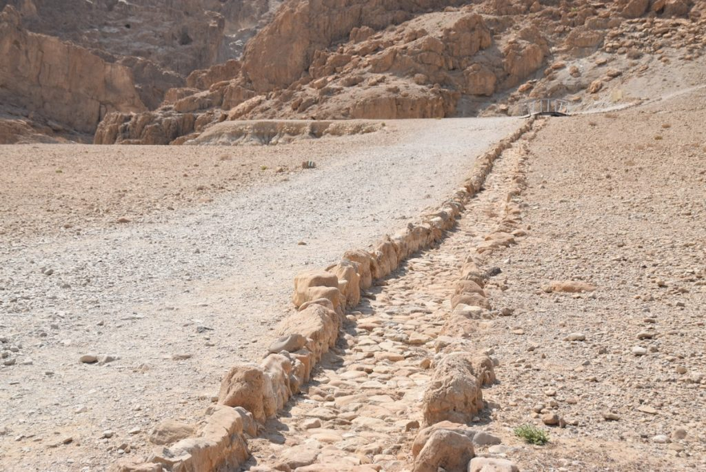 Qumran September 2017 Israel Tour