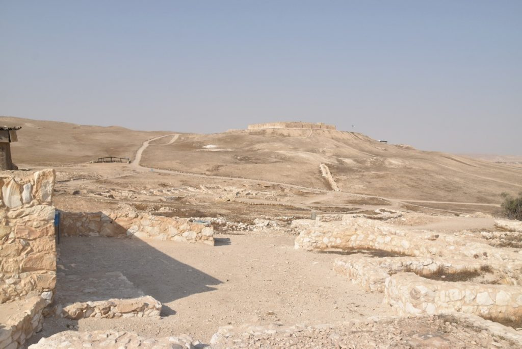 Tel Arad September 2017 Israel Tour