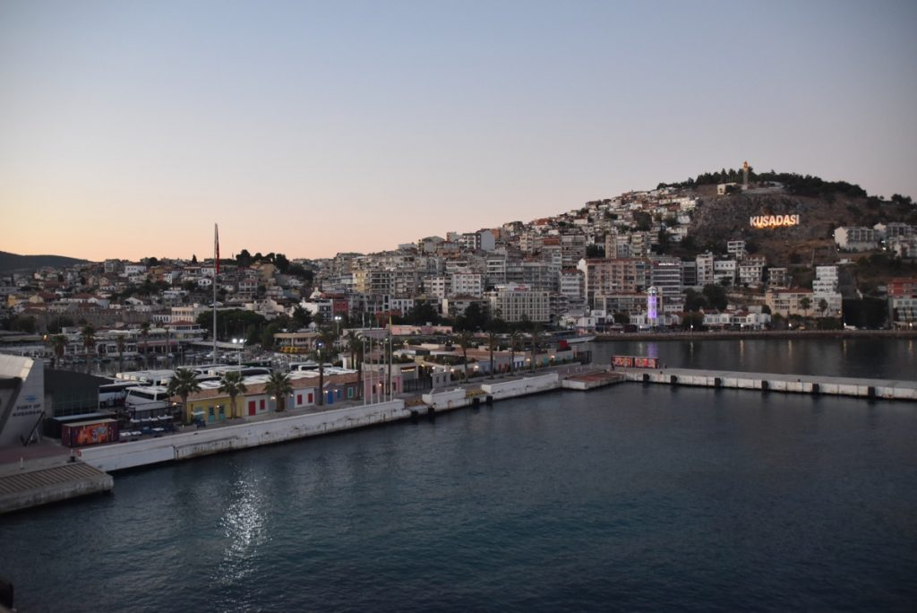 Kusasadi Turkey October 2017 Greece Tour - Dr. DeLancey