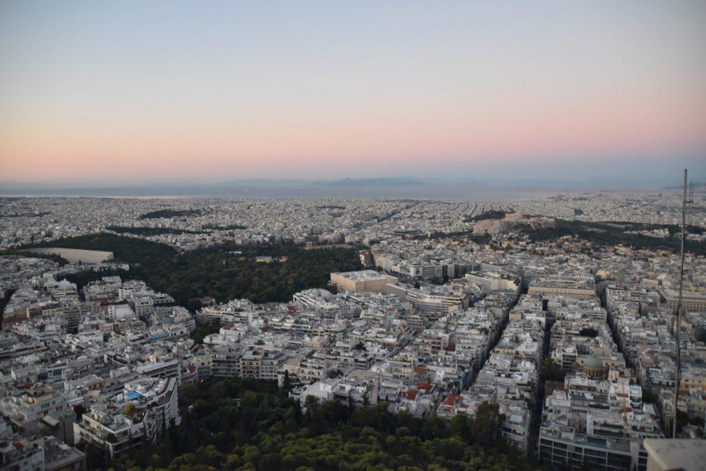 Athens Acropolis October 2017 Greece Tour - Dr. DeLancey