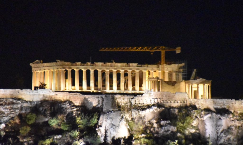 Parthenon, Athens-Greece