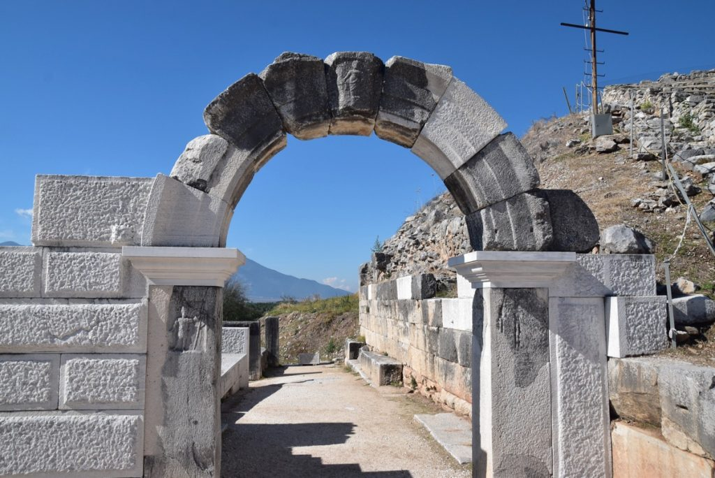 Philippi 2017 Greece Tour