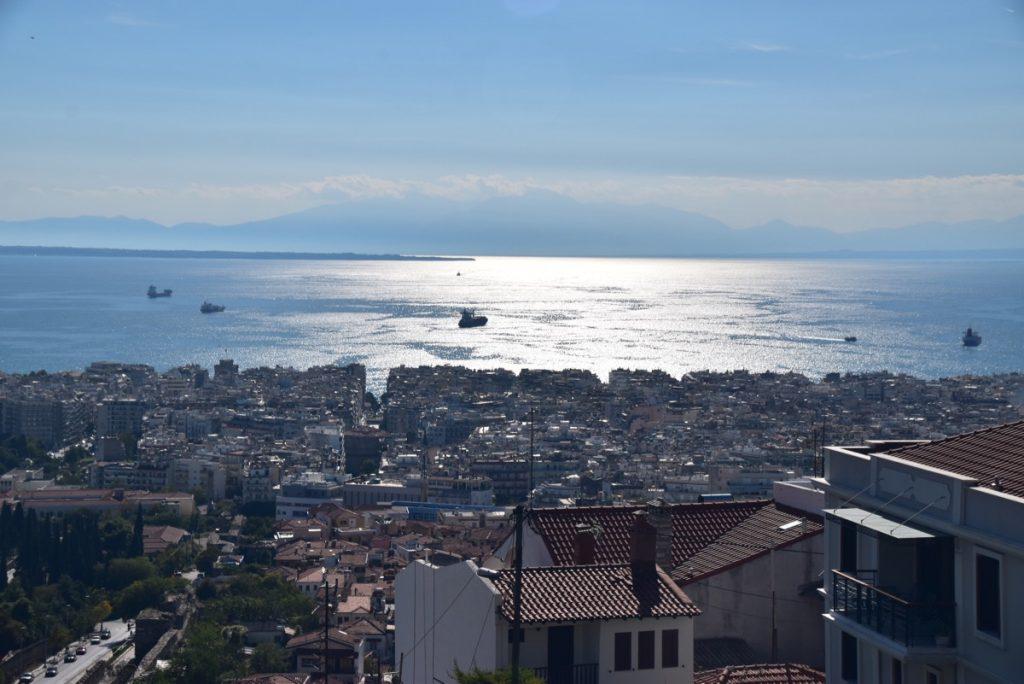 Thessaloniki October 2017 Greece Tour