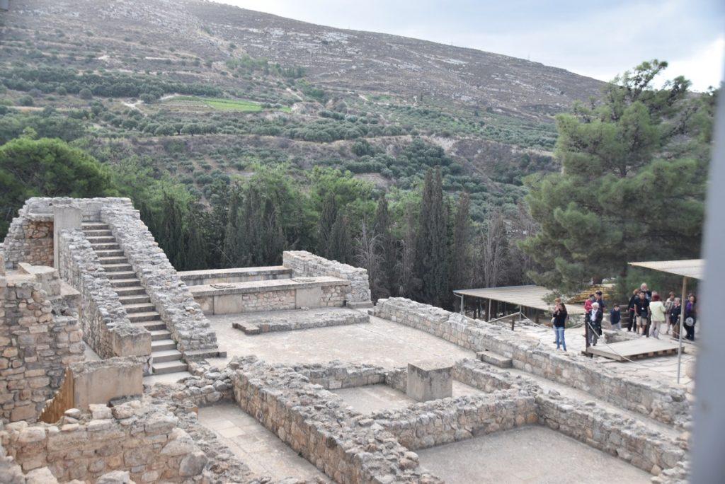 Crete Knossos October 2017 Greece Tour - Dr. DeLancey