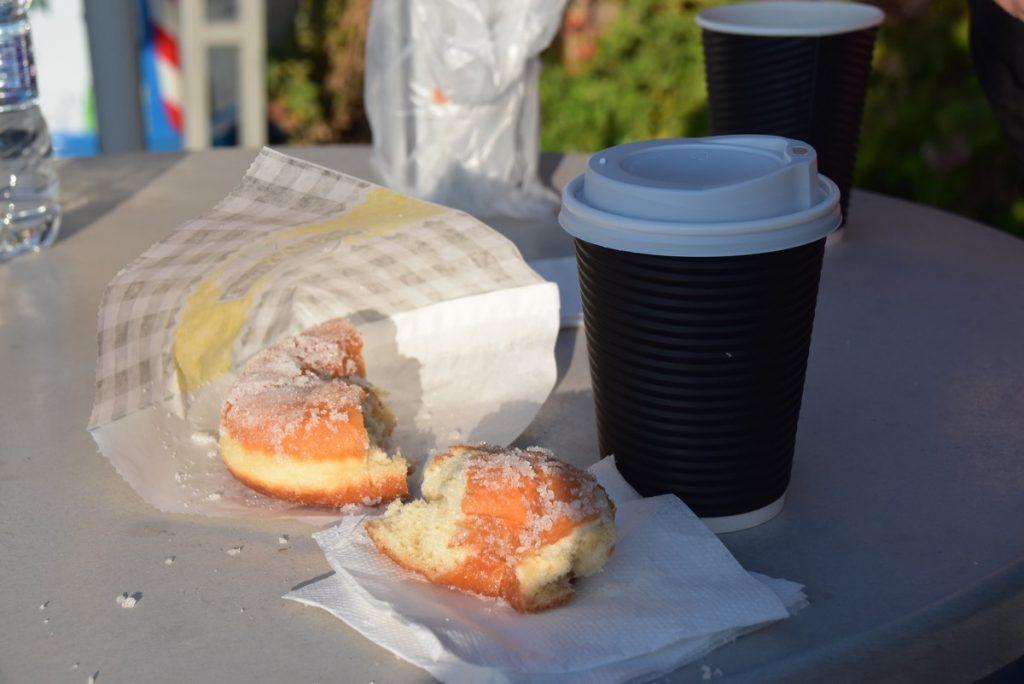 Glaze donut October 2017 Greece Tour - Dr. DeLancey