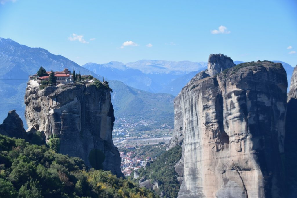Meteora 2017 Greece Tour with Dr. John DeLancey