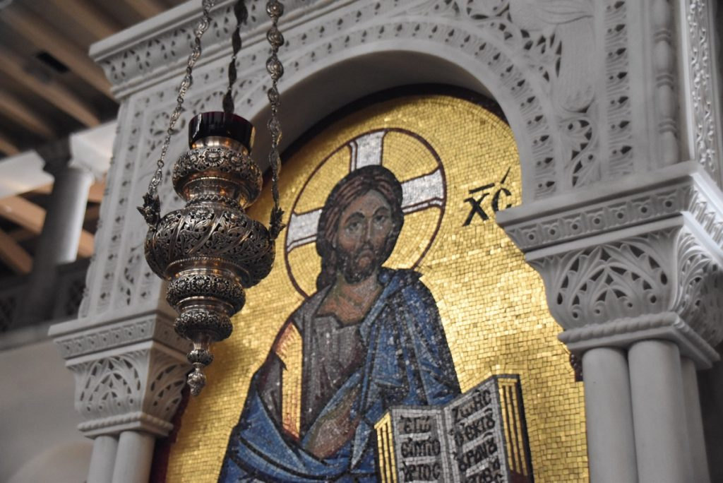 Thessaloniki St. Demetrios Church October 2017 Greece Tour
