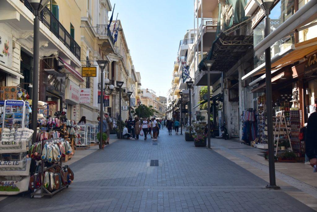 Crete herkalion October 2017 Greece Tour - Dr. DeLancey