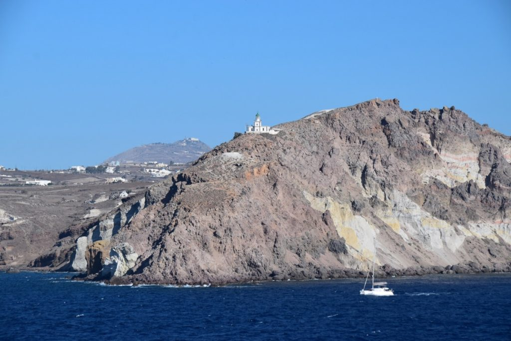 Island of Santorini October 2017 Greece Tour - Dr. DeLancey