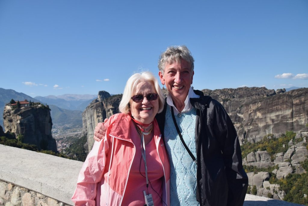 October 2017 Greece Trip with Dr. DeLancey