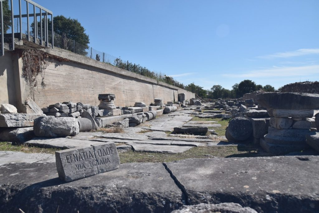 Philippi via Ignatia 2017 Greece Tour