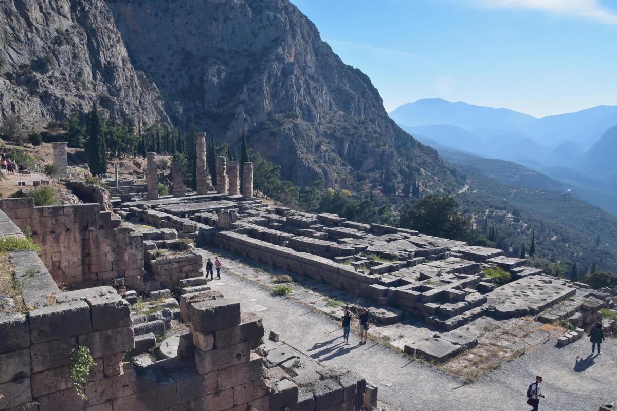 October 2017 Greece Tour – Day 9