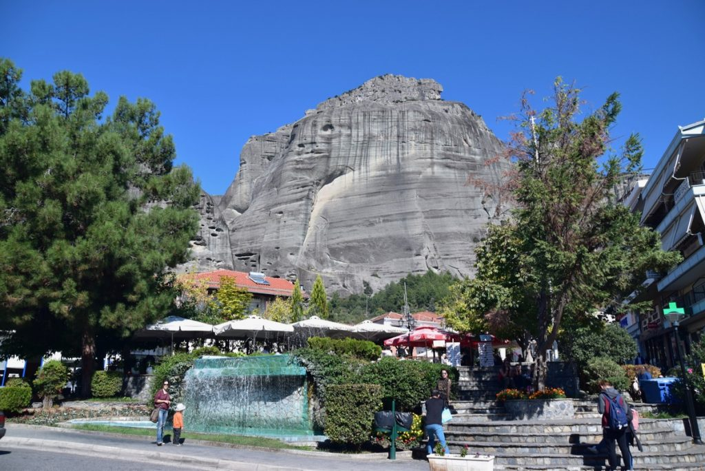 Meteora 2017 Greece Tour with Dr. John DeLancey
